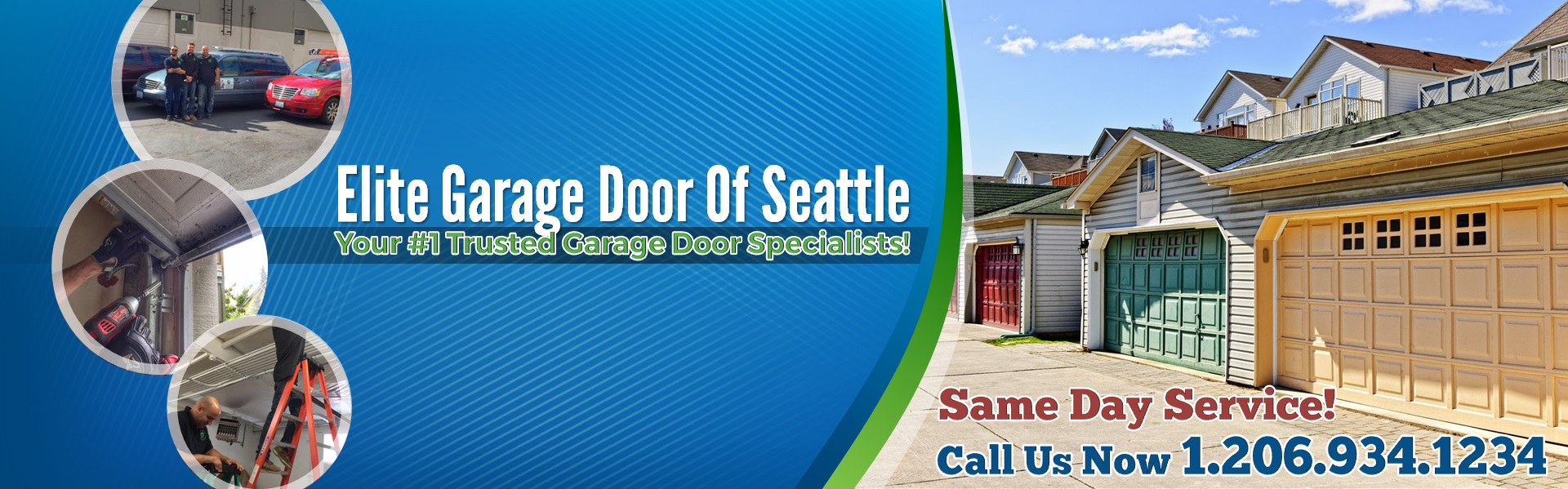 Garage Door Questions & Answers • Elite Tech Services, LLC