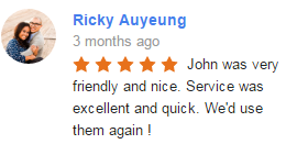 Google My Business Review - Ricky Am
