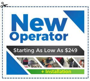 Elite Garage Door Special Offers - New Openers Starting As Low As $79