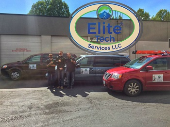Elite Tech Services LLC - The Team