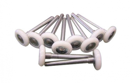 Garage Door Replacement Rollers - Elite Tech Services, LLC