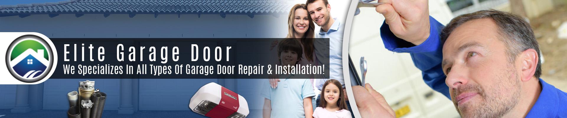 Garage Door Repair Shorline WA - Elite Shorline-Garage Services