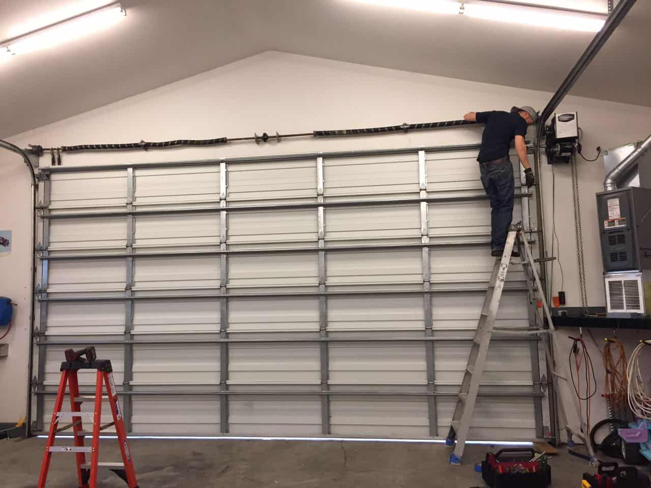 Commercial Garage Door Repair In Sumner WA3