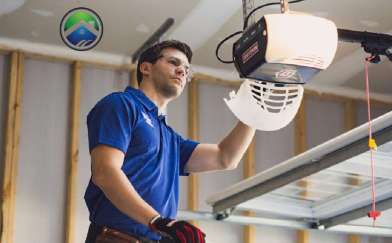 Replacing The Garage Door Opener With An Updated Model - Elite Tech Services Blog