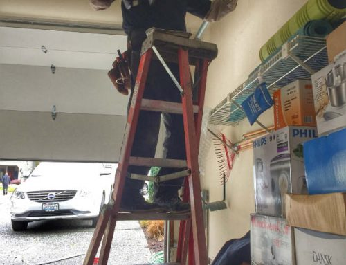 Garage Door Spring Repair In Bothell WA