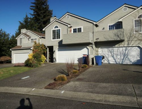 Garage Door Work In Mercer Island WA