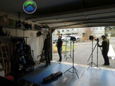 How To Turn Your Garage Door Into A Dance Studio • The Garage Door Repair Blog