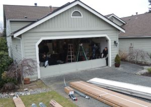 Residential Garage Door Installation In Sammamish WA By Elite Tech Services, LLC