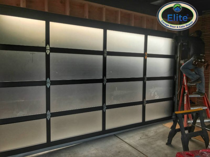 Is your Garage Door Quite Enough