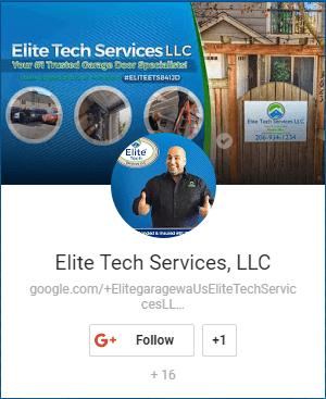 Google Plus - Elite Garage Door & Electric Gate Repair Of Seattle WA