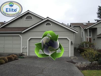 Can I Recycle My Garage Door