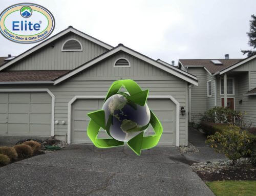 Can I Recycle My Garage Door?