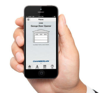 App Control Notifications - Security Features of Modern Automatic Garage Doors