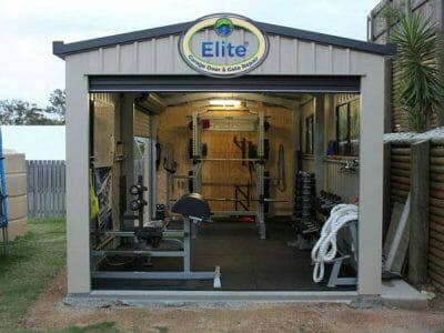 Convert Your Private Garage Into Your Private Gym
