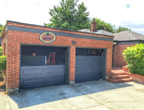 Transforming The Basement Into A Garage