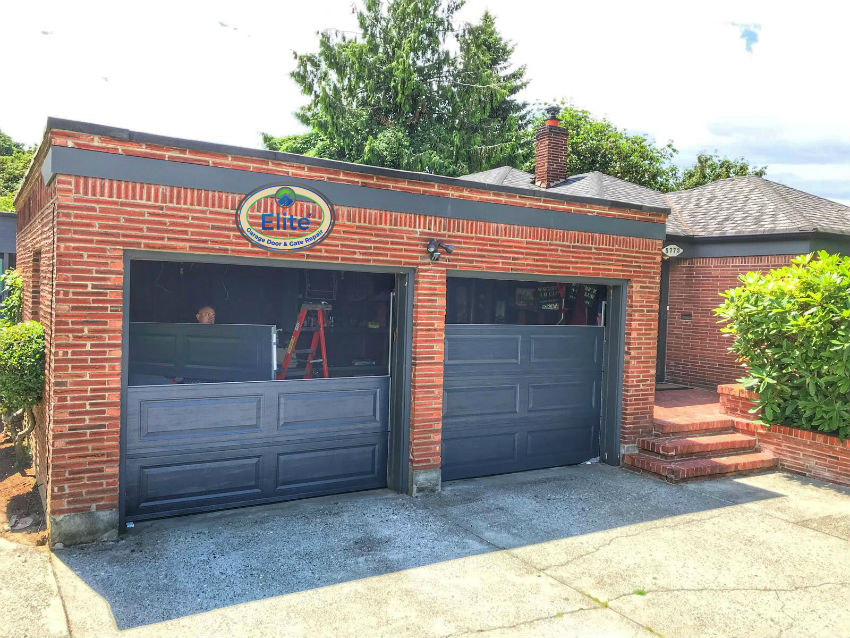 Transforming The Basement Into A Private Garage