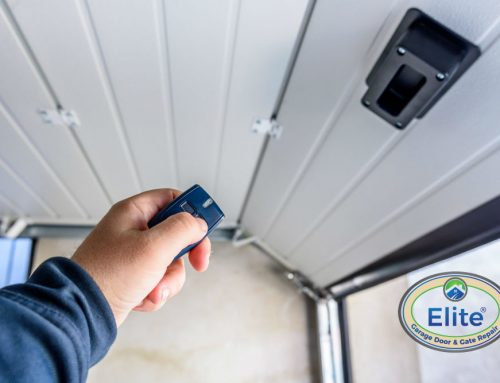 Why is Your Garage Door Not Fully Opening?