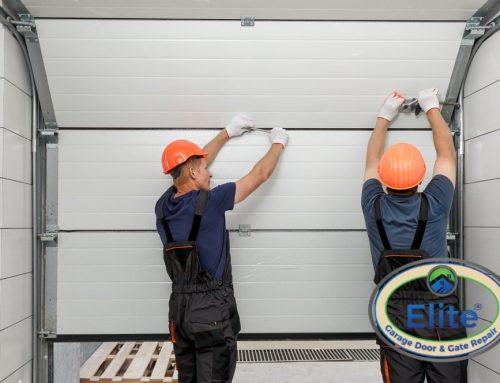3 Reasons You Need a Garage Door Tune-up