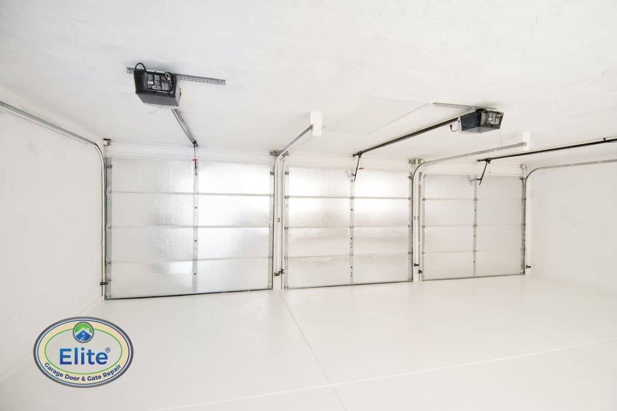 Insulated Garage Doors Can Help Save Energy