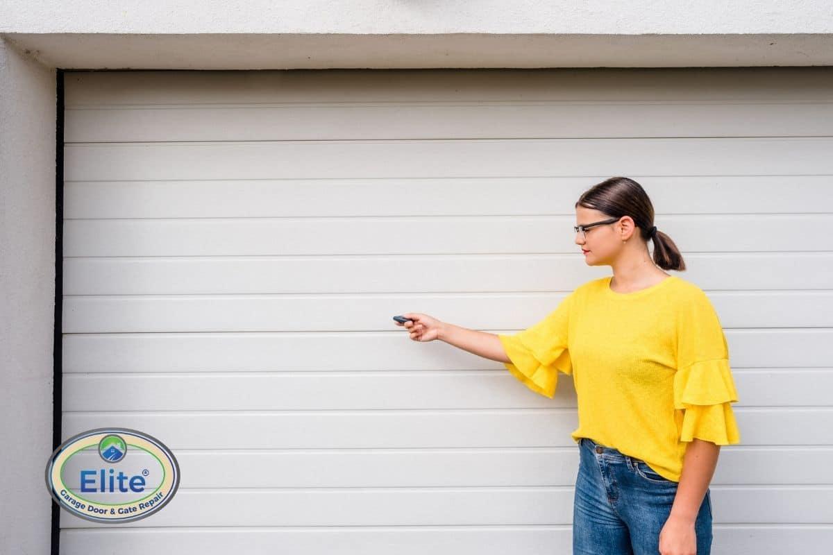 Insulated Garage Doors Tend to Be Quieter