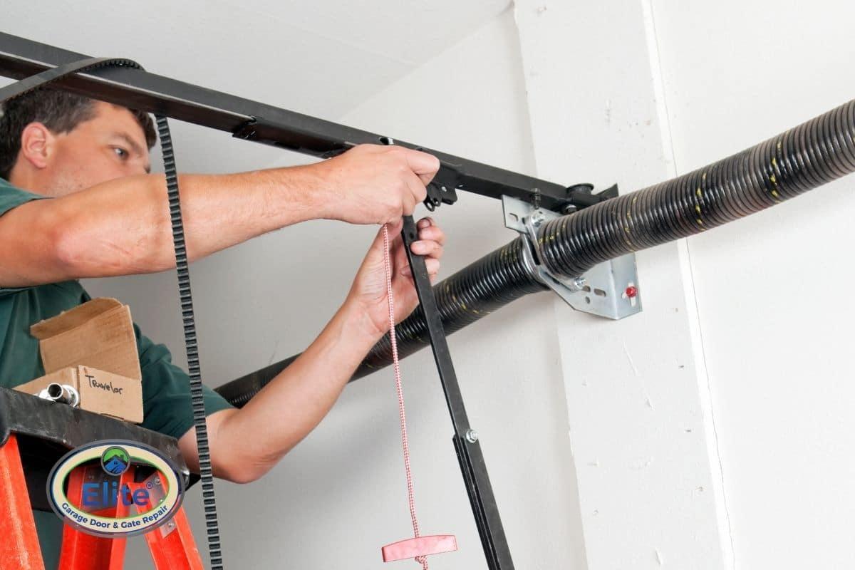 Get the Garage Door Professionally Installed