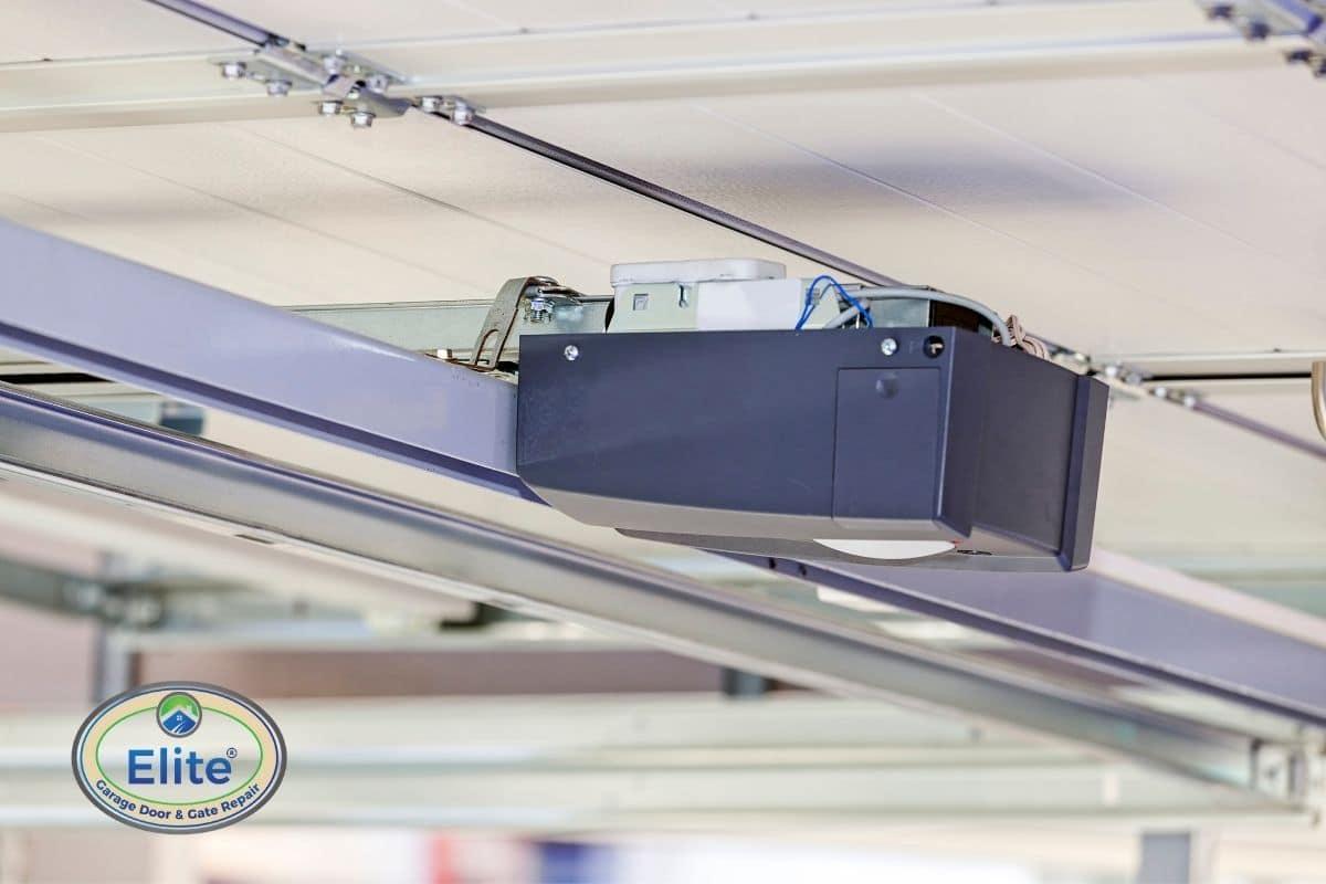 Garage Door Track System