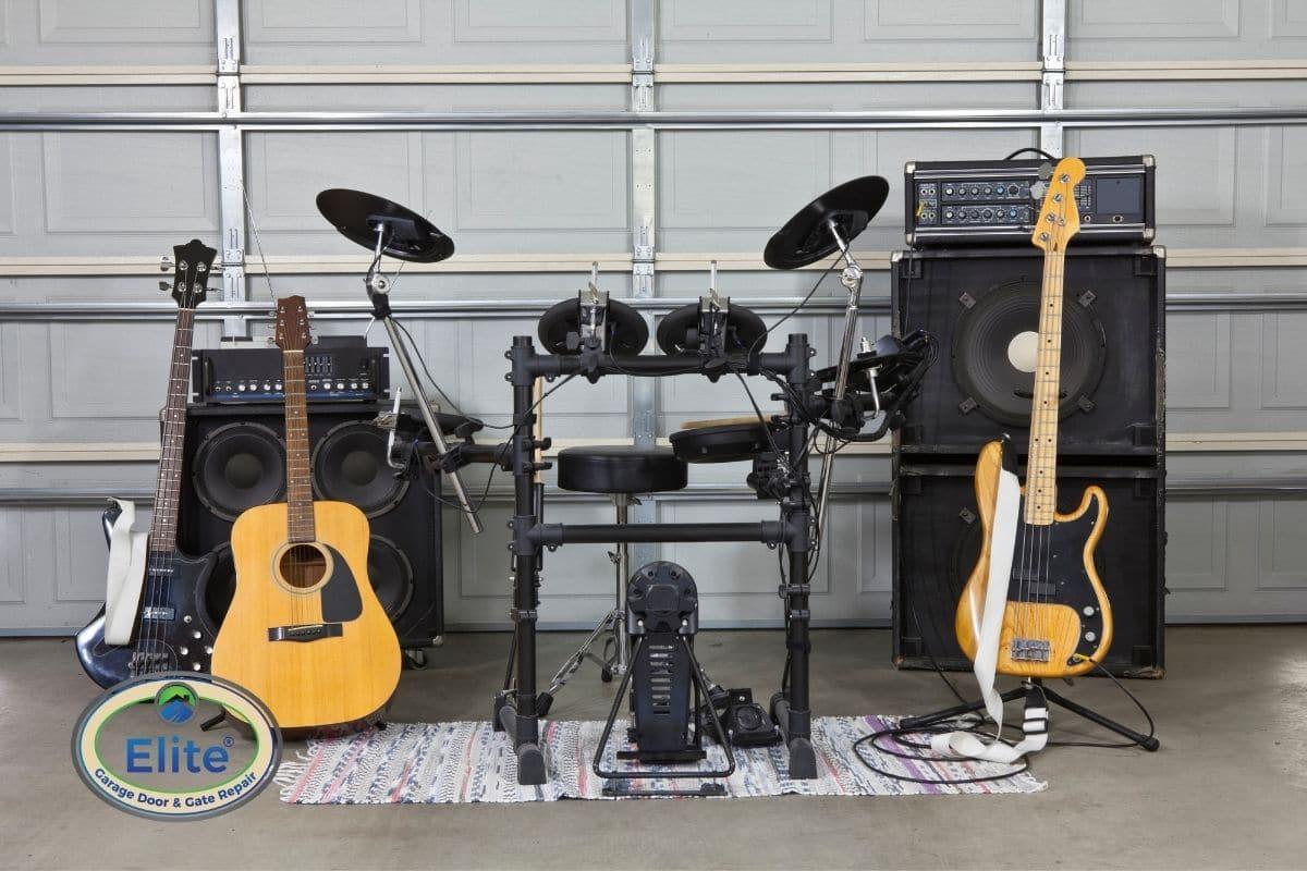 Convert Into a Music Or Art Studio