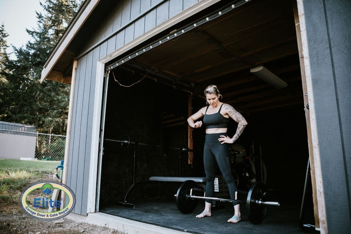 Convert Into an Indoor-Home Gym
